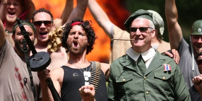 These Guys Remade Rambo for their Best Friend's BachelorParty