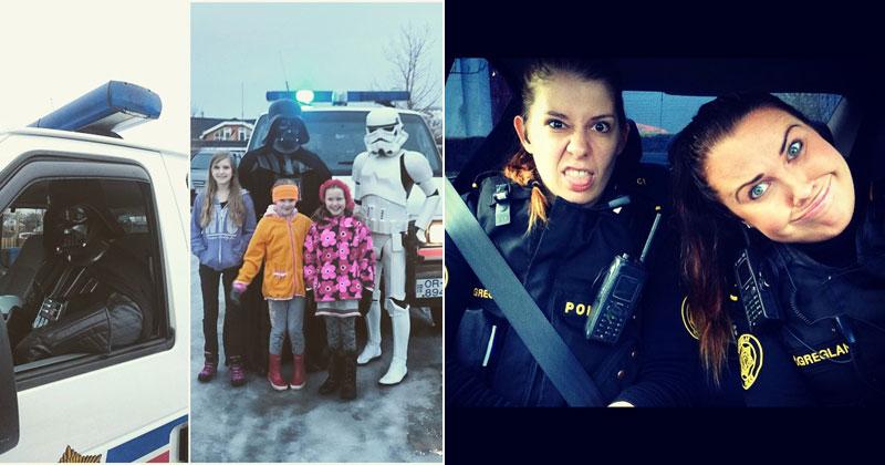 Reykjavik's Police Department Instagram is StillAwesome