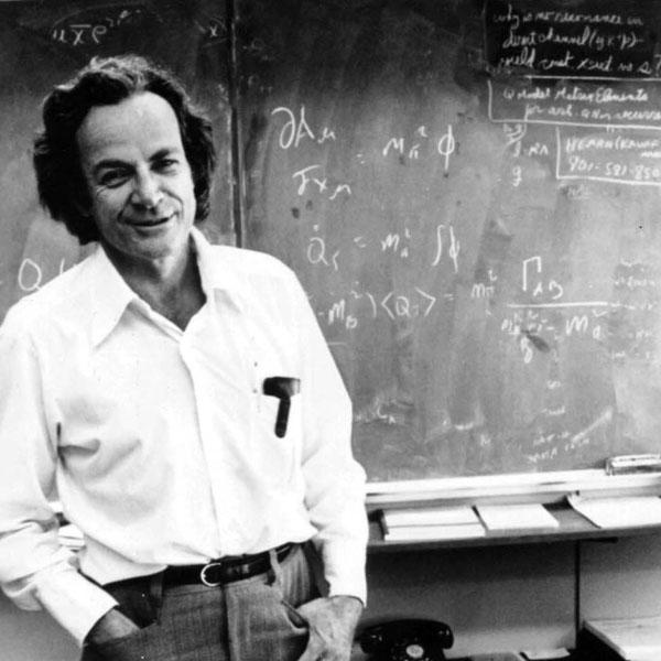 richard feynman portrait 20 Amazing Letters Worth Reading