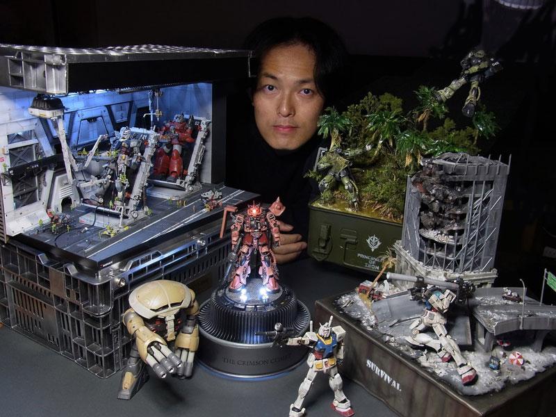 satoshi araki dioramas artist (14)