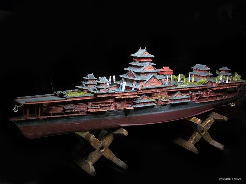 satoshi araki dioramas artist (16)