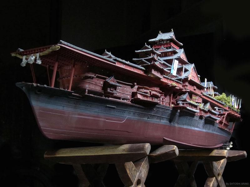 satoshi araki dioramas artist (17)
