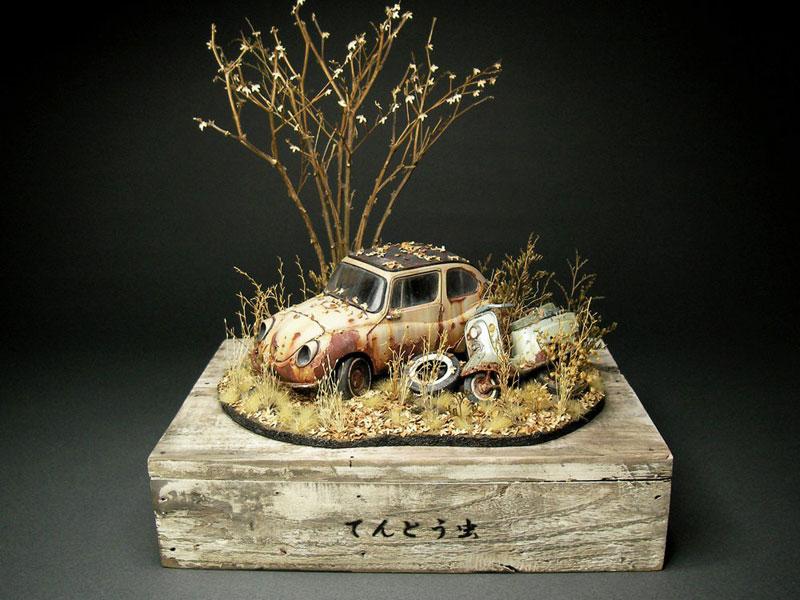 satoshi araki dioramas artist (7)