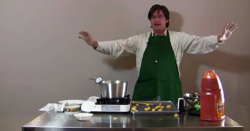 This is Why You Should Never Deep Fry Gnocchi