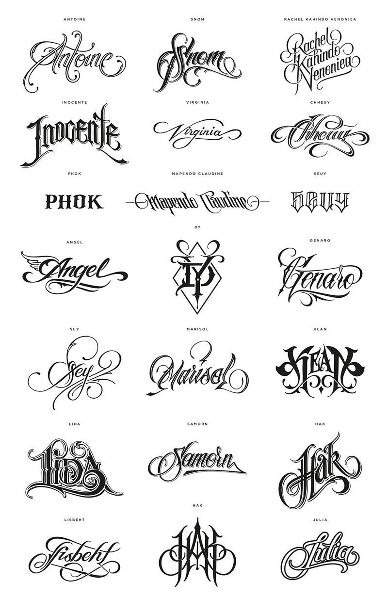 ... Designs Tattoospedia 805 Million Names Zlatan Ibrahimovic 171  Twistedsifter ...