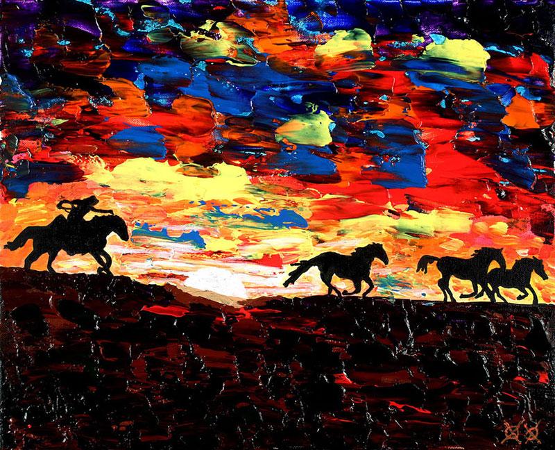 art by blind painter john bramblitt (1)