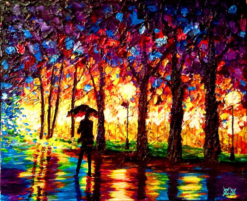 art by blind painter john bramblitt (3)