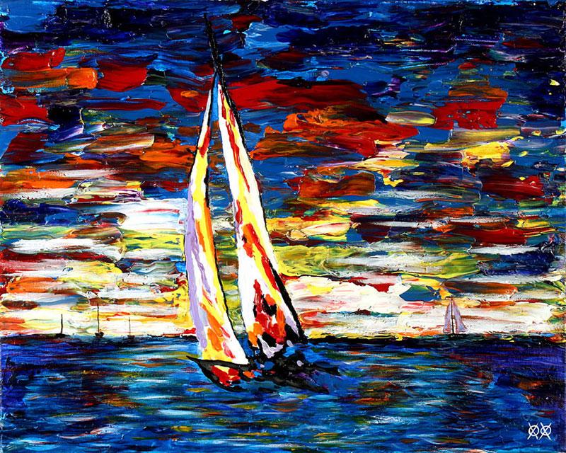 art by blind painter john bramblitt (5)