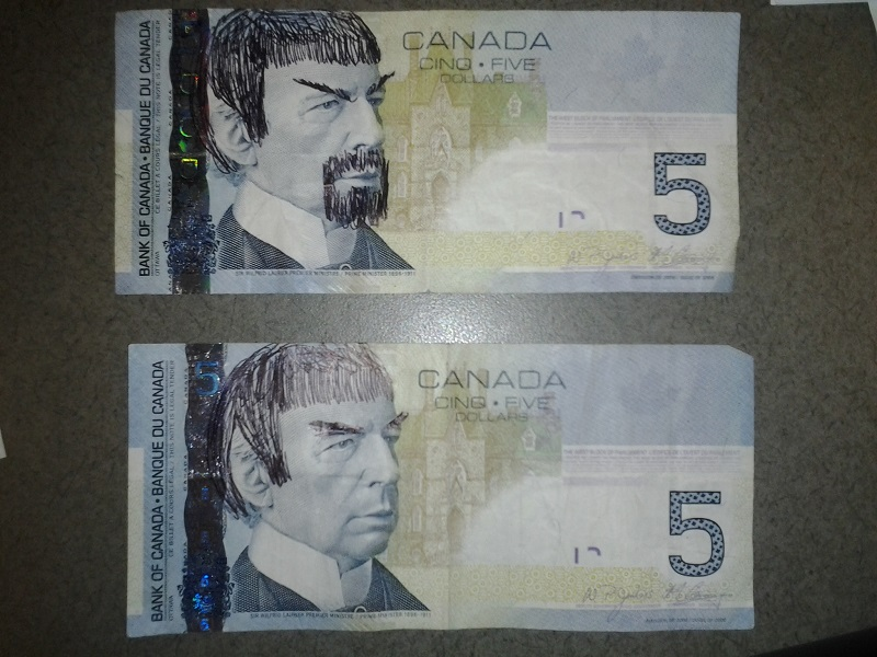 canadians turn bills into spock for nimoy tribute (10)