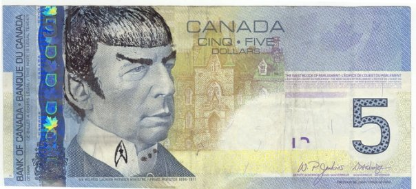 canadians turn bills into spock for nimoy tribute (2)