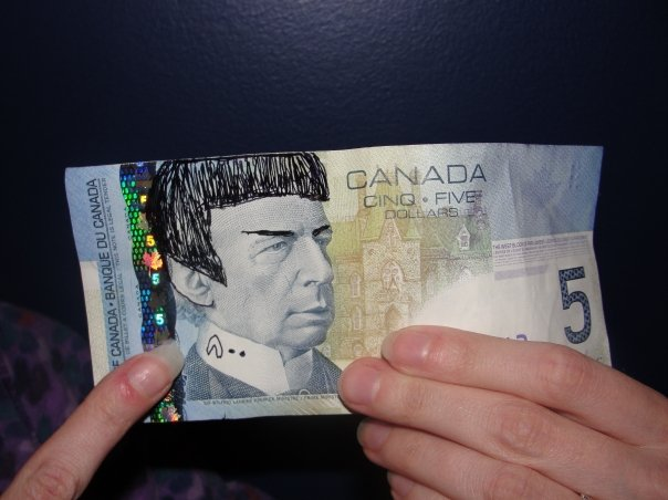 canadians turn bills into spock for nimoy tribute (5)
