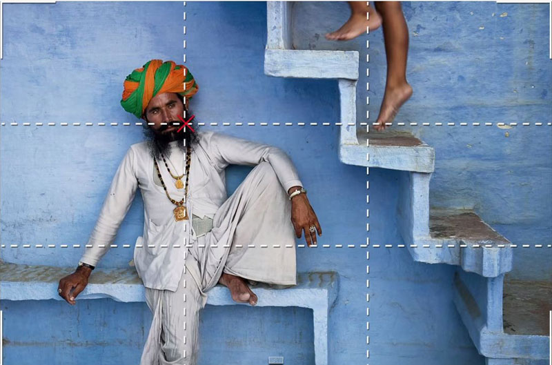 10 Composition Tips with Award-Winning Photographer SteveMcCurry