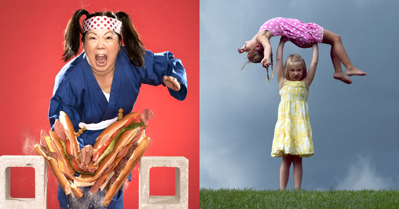 Creative and Conceptual Portraits by RyanSchude