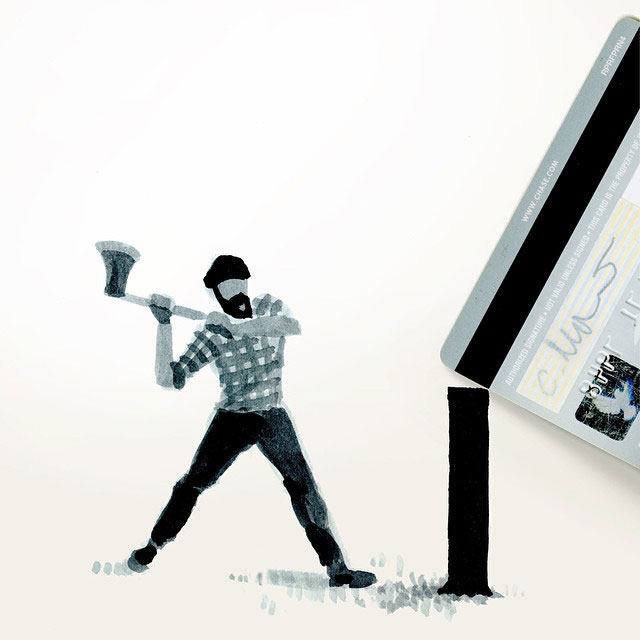 creative sketches with everyday objects by christoph niemann (14)