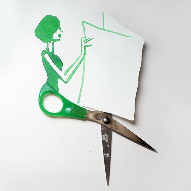 creative sketches with everyday objects by christoph niemann (15)