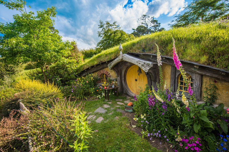 hobbiton movie set tour new zealand (11)