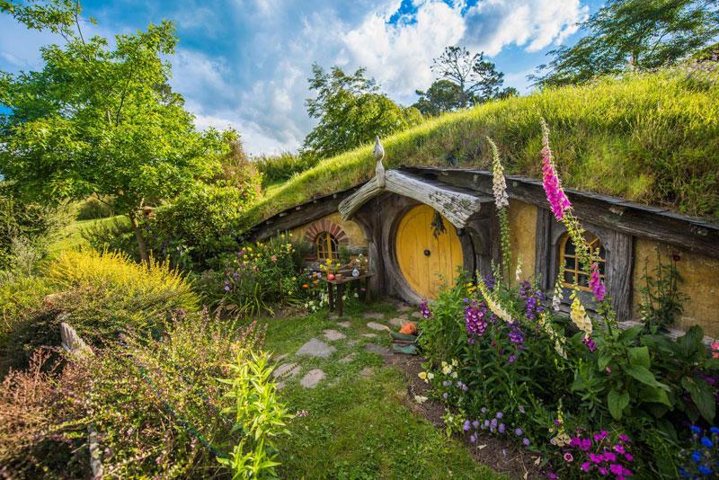 hobbiton movie set tour new zealand (11)