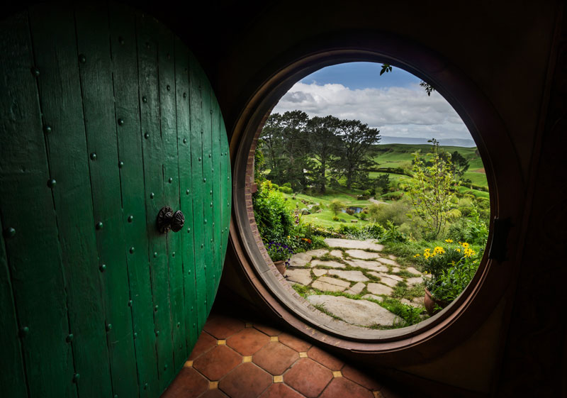 hobbiton movie set tour new zealand (14)