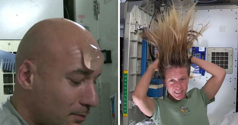 how-astronauts-wash-their-hair-in-space