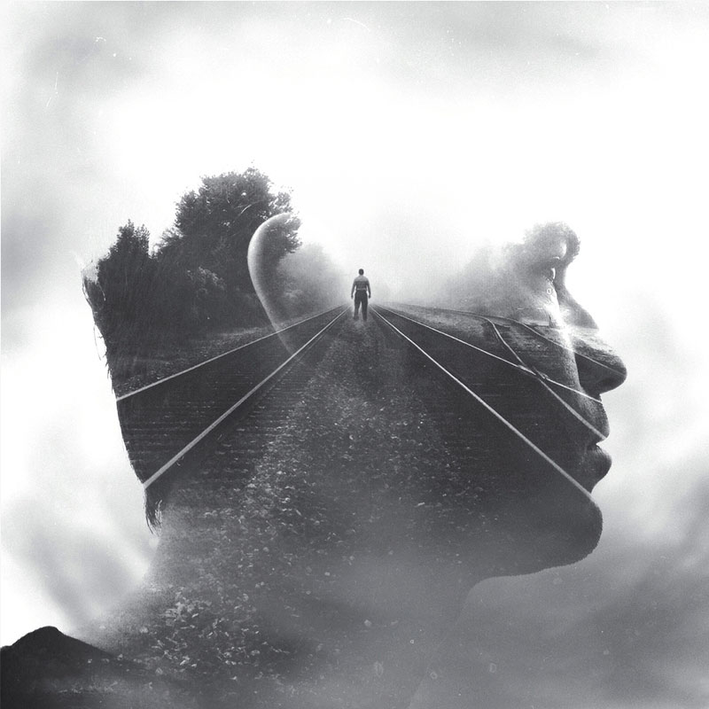 Life Lessons through Powerful Double Exposure Photos brandon kidwell (2)