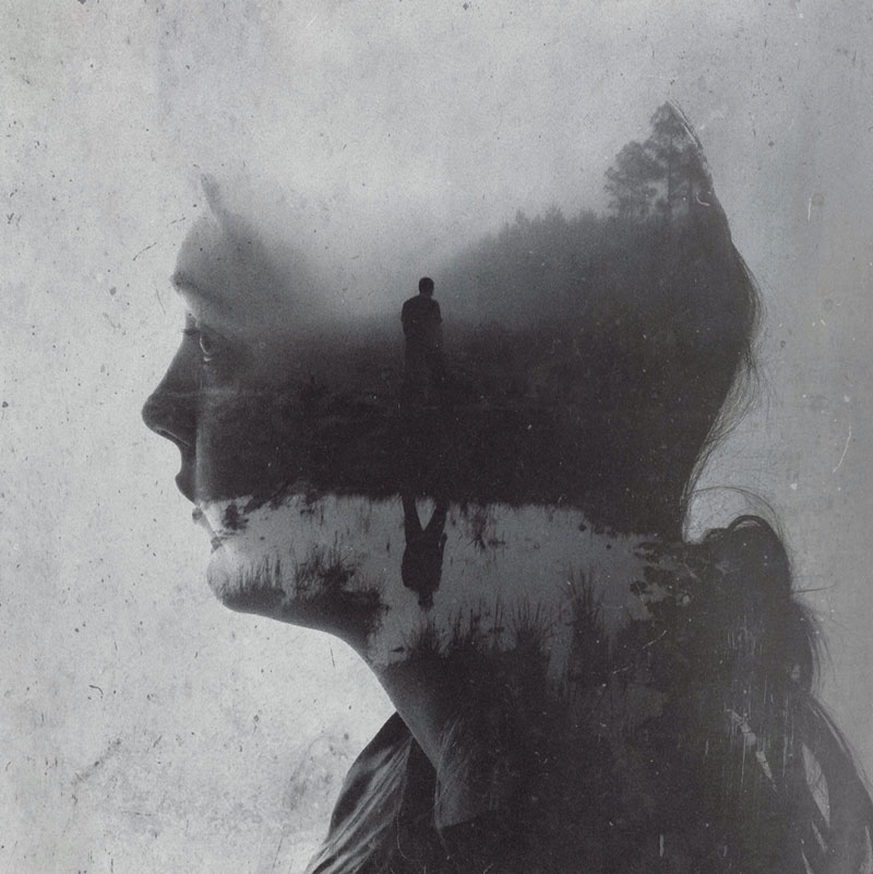 Life Lessons through Powerful Double Exposure Photos brandon kidwell (7)