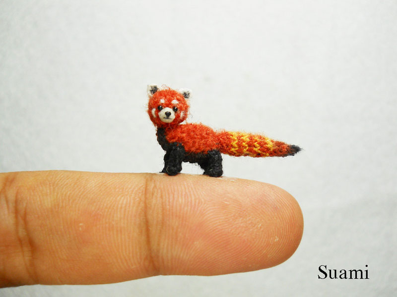 miniature crochet animals by su ami (11)