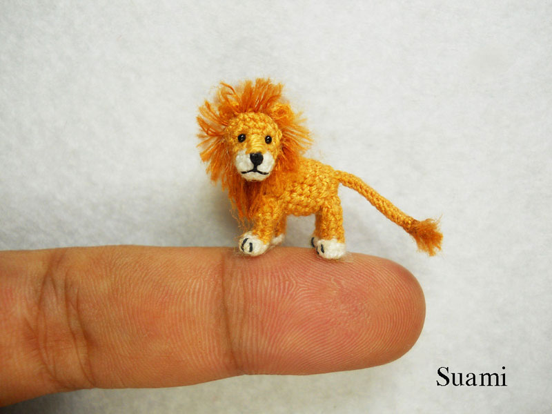 miniature crochet animals by su ami (12)