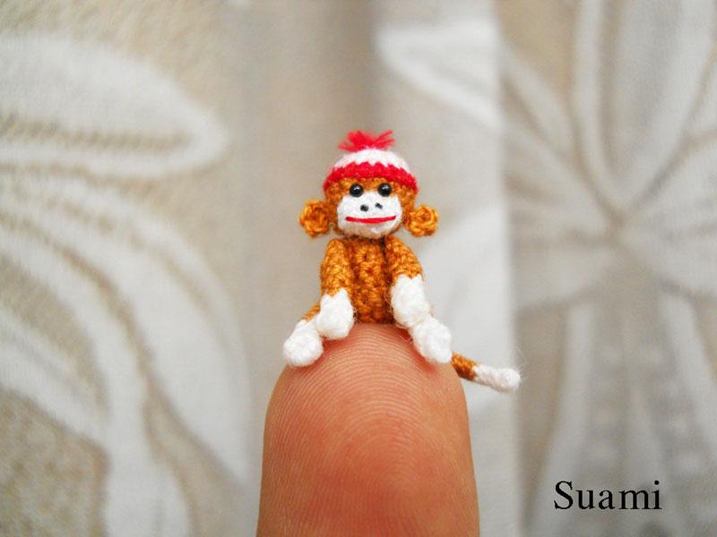 miniature crochet animals by su ami (13)