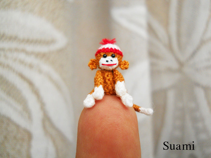 miniature crochet animals by su ami (13)