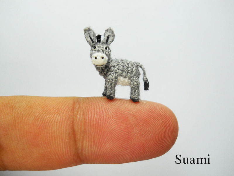 miniature crochet animals by su ami (14)