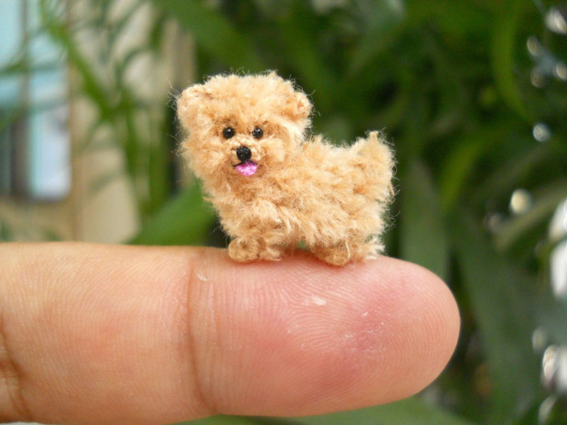 miniature crochet animals by su ami (19)