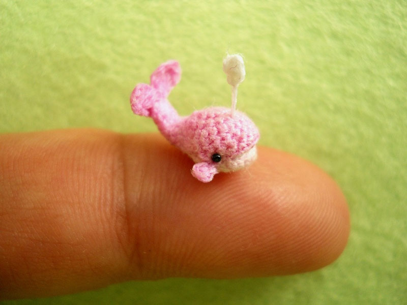 miniature crochet animals by su ami (2)
