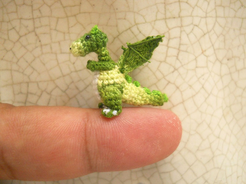 miniature crochet animals by su ami (20)