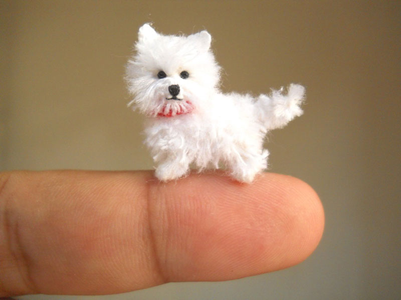 miniature crochet animals by su ami (22)