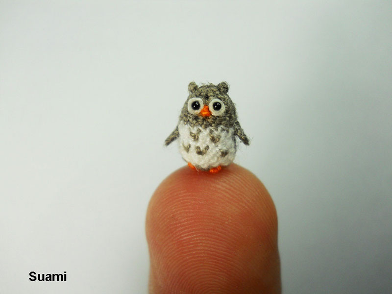 miniature crochet animals by su ami (4)