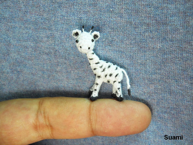 miniature crochet animals by su ami (5)
