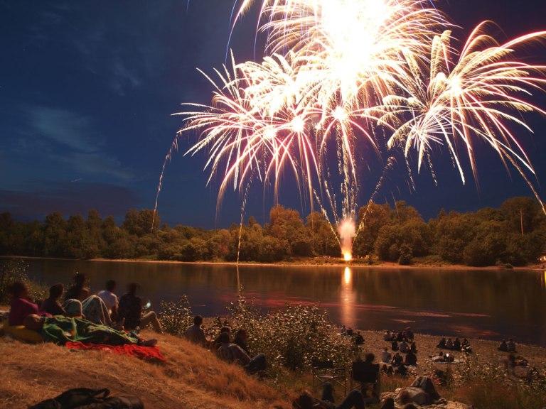 Independence Celebration, Oregon