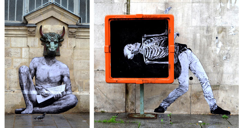 27 Playful Diversions on the Streets ofParis
