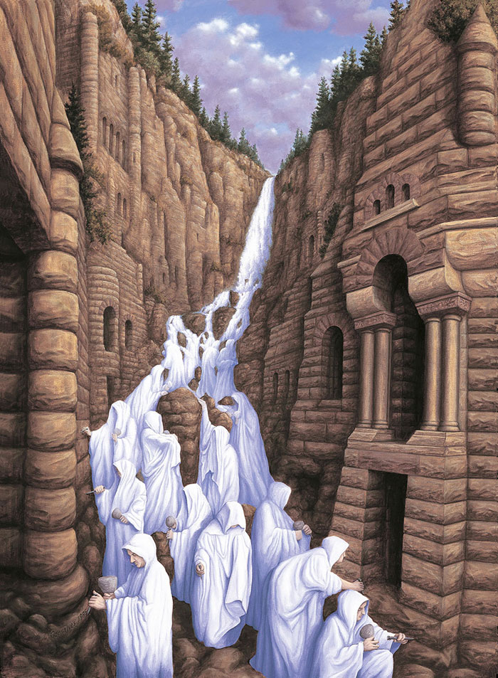 surreal optical illusion paintings by rob gonsalves (12)