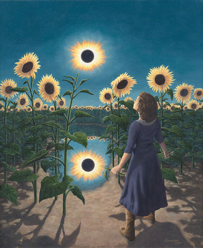 surreal optical illusion paintings by rob gonsalves (7)