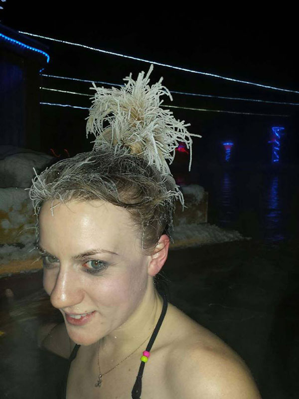 takhini hot springs hair freezing contest (1)
