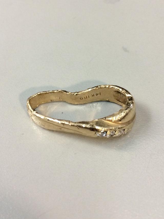 Wedding Bands Nz 19 Great Wedding Ring Restoration Afer