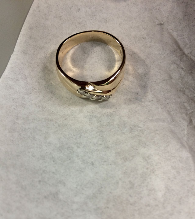 Wedding Ring Restoration Afer Falling Into a Garbage Dispoal (17)
