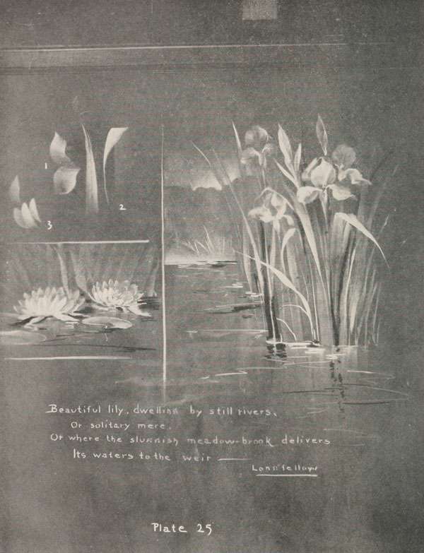 blackboard chalk art from 1908 by frederick whitney (18)