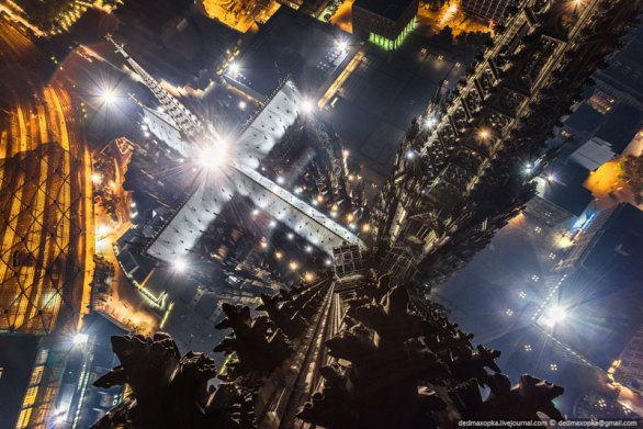 cologne-cathedral-at-night-from-top-of-spire-looking-down
