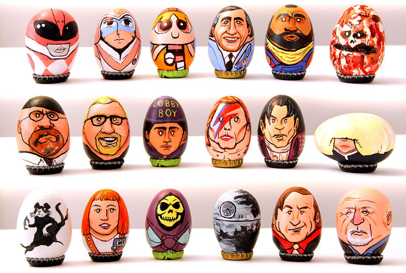 easter egg paintings by barak hardley (2)