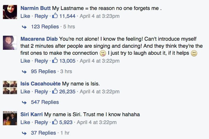 Facebook Post Goes Viral After Woman Named Beyonce Inspires Others with Celebrity Names to Come Forward (1)
