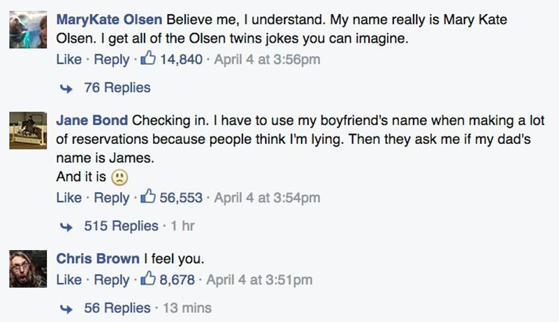 Facebook Post Goes Viral After Woman Named Beyonce Inspires Others with Celebrity Names to Come Forward (2)
