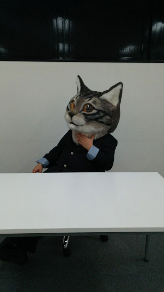 giant cat head you can wear japan (8)