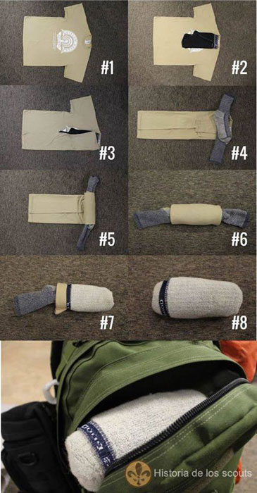 how to fold efficiently